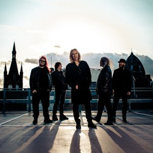 New Model Army 40 Years Sweden 2020